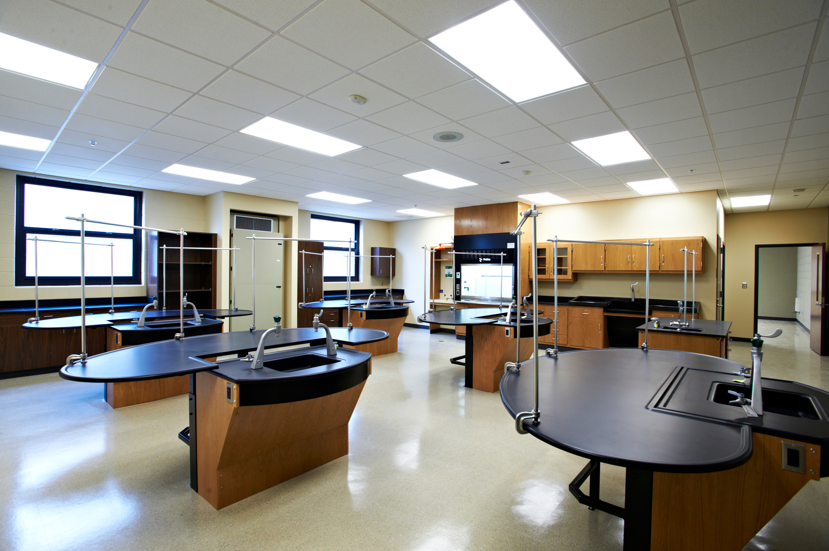 4. SCHS science lab