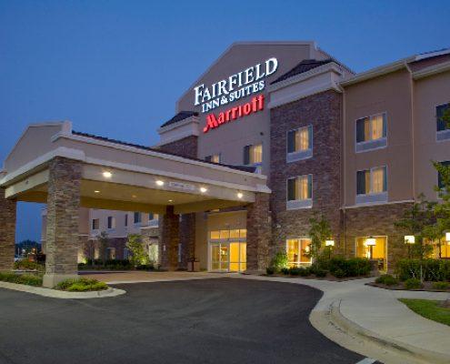Fairfield Inn & Suites Hotel Montgomery