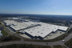 Mercedes-Benz Plant Expansion
